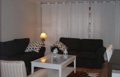 Wohnzimmer Mietobjekt Appartement 64577 Alicante