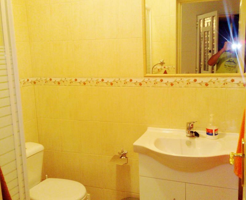 Badezimmer 1 Mietobjekt Appartement 69506