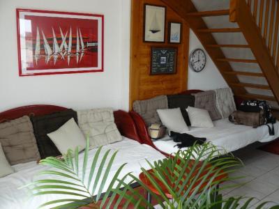 Wohnzimmer Mietobjekt Appartement 70662 Les  Sables d'Olonne