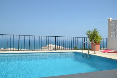Schwimmbad Mietobjekt Villa 71102 Pe��scola
