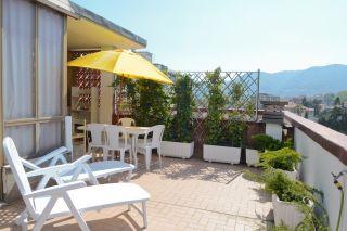 Ausblick von der Terrasse Mietobjekt Appartement 71921 La Spezia