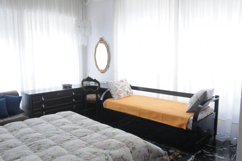 Schlafzimmer Mietobjekt Appartement 71921 La Spezia