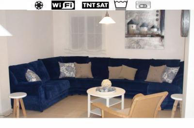 Ausblick von der Terrasse Mietobjekt Appartement 75404 Torrevieja