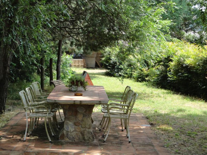 Garten Mietobjekt Ferienunterkunft auf dem Land 80832 Gavorrano