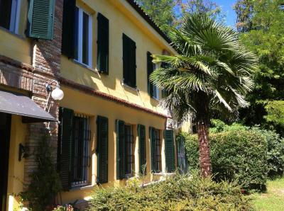 Ausblick aus der Ferienunterkunft Mietobjekt Villa 82762 Asti