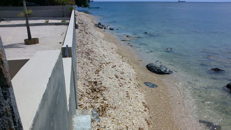 Strand Mietobjekt Villa 86489 Baie du tombeau