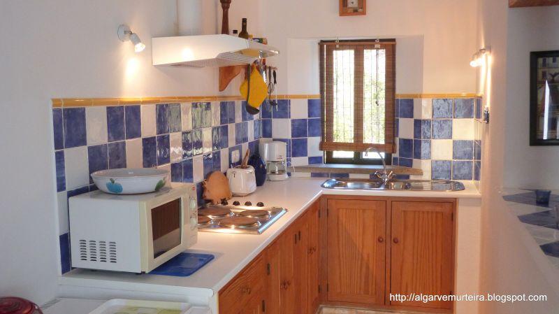 offene Küche Mietobjekt Ferienunterkunft auf dem Land 90561 Tavira