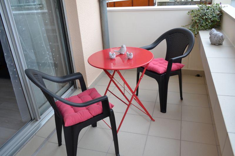 Balkon Mietobjekt Appartement 92716 Vichy