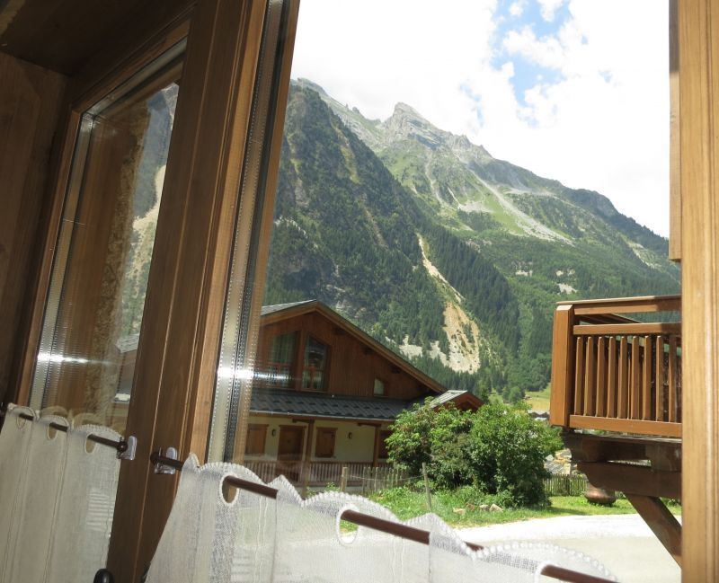 Ausblick aus der Ferienunterkunft Mietobjekt Appartement 93265 Pralognan la Vanoise