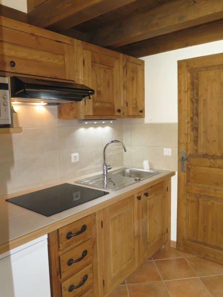 Kochnische Mietobjekt Appartement 93265 Pralognan la Vanoise