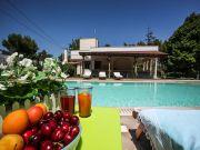 Ferienvilla in Lecce für 6 bis 10 Personen