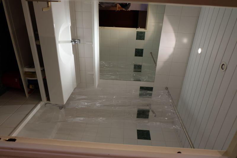 Badezimmer 1 Mietobjekt Appartement 107171 Tignes