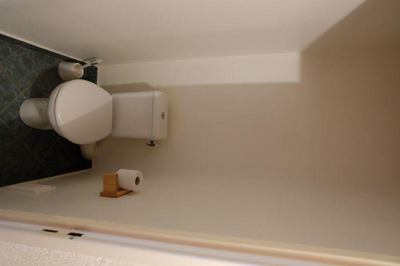 separates WC Mietobjekt Appartement 107171 Tignes