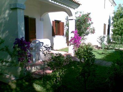 Eingang Mietobjekt Villa 109590 San Teodoro