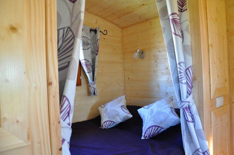 Schlafzimmer Mietobjekt Wohnwagen 113283 Rochefort sur Mer