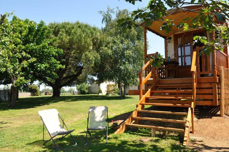 Garten Mietobjekt Wohnwagen 113283 Rochefort sur Mer