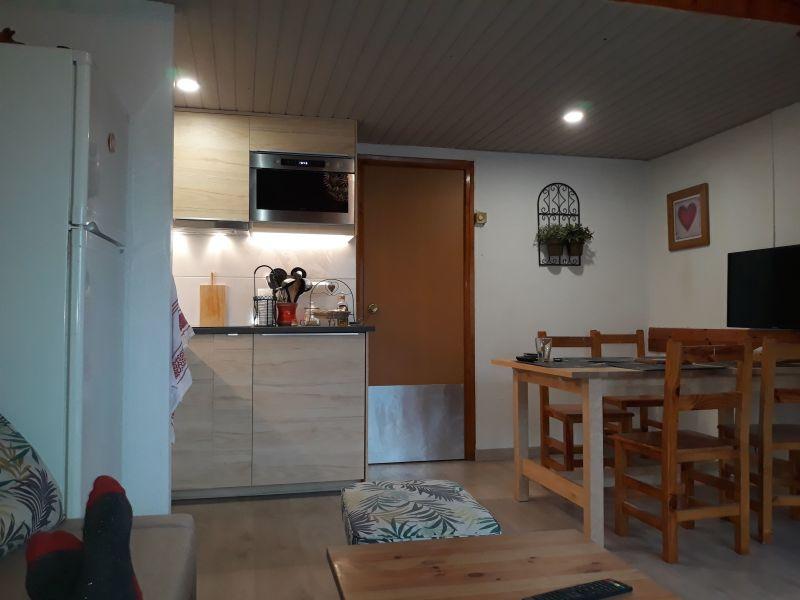 offene Küche Mietobjekt Studio 113736 Pas de la Casa