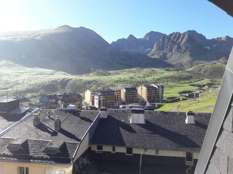 Ausblick aus der Ferienunterkunft Mietobjekt Studio 113736 Pas de la Casa