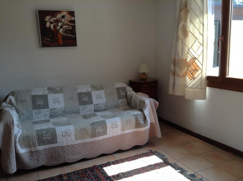 Schlafzimmer 2 Mietobjekt Ferienunterkunft auf dem Land 69702 Uzès