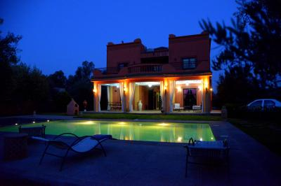 Ansicht des Objektes Mietobjekt Villa 69982 Marrakesch