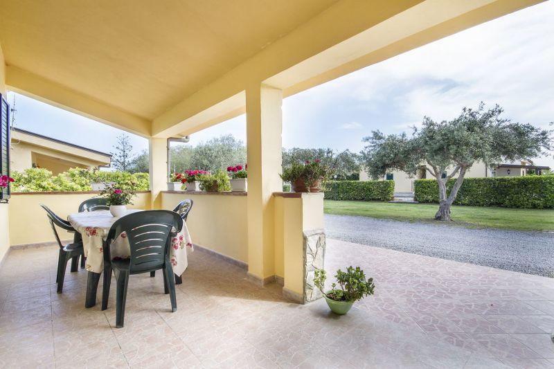 Ausblick von der Terrasse Mietobjekt Appartement 70287 Cefalù