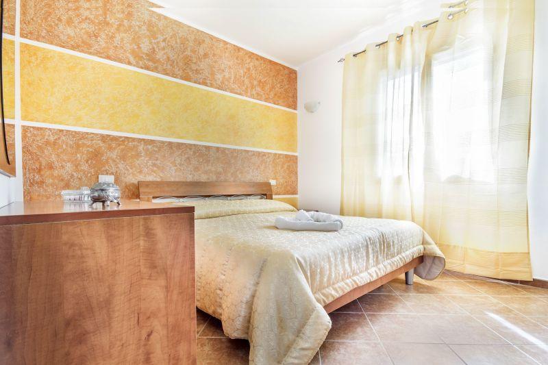 Schlafzimmer 1 Mietobjekt Appartement 70287 Cefalù