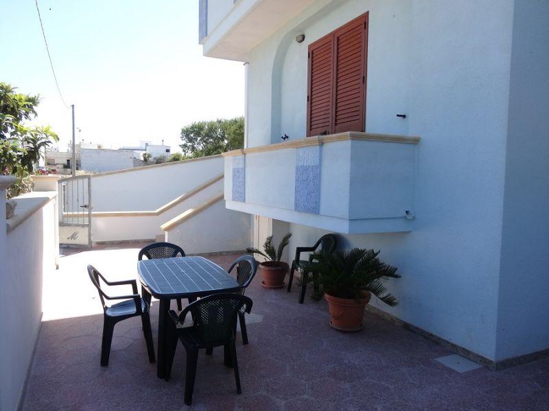 Eingang Mietobjekt Villa 71422 Santa Maria di Leuca