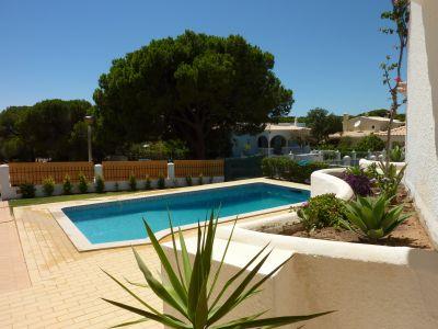 Schwimmbad Mietobjekt Villa 73005 Quarteira