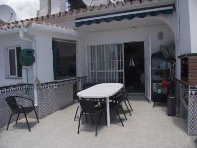 Ausblick von der Terrasse Mietobjekt Haus 76794 Nerja
