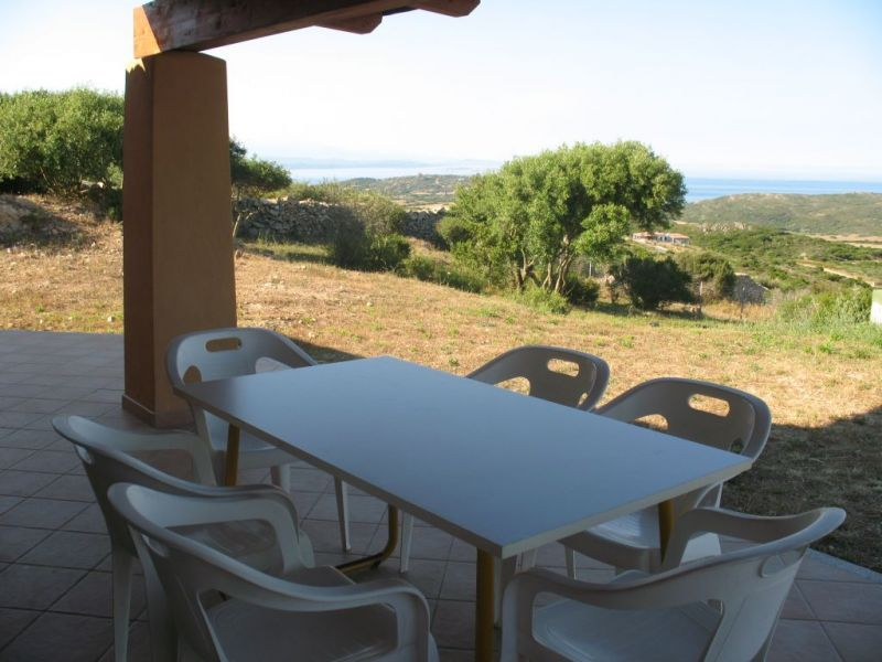 Veranda 1 Mietobjekt Villa 82142 Santa Teresa di Gallura
