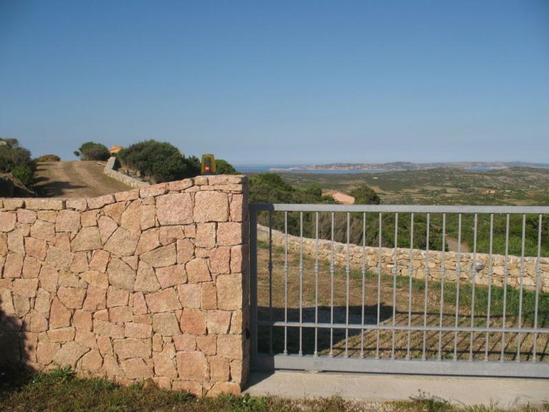 Eingang Mietobjekt Villa 82142 Santa Teresa di Gallura