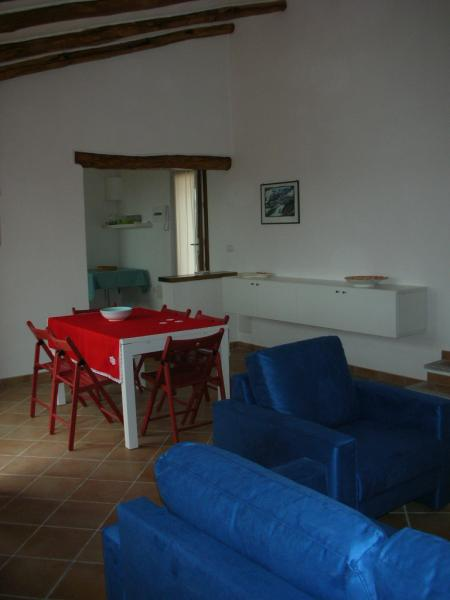 Wohnzimmer Mietobjekt Villa 82142 Santa Teresa di Gallura