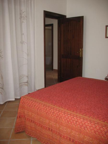 Schlafzimmer 1 Mietobjekt Villa 82142 Santa Teresa di Gallura