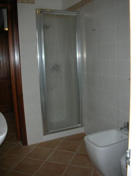 Badezimmer 1 Mietobjekt Villa 82142 Santa Teresa di Gallura