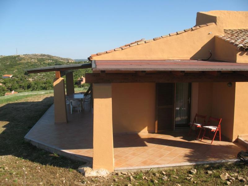 Veranda 2 Mietobjekt Villa 82142 Santa Teresa di Gallura