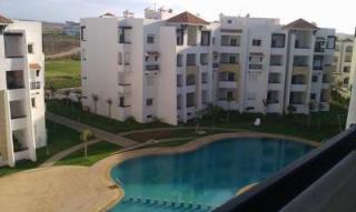 Schwimmbad Mietobjekt Appartement 84390 Asilah