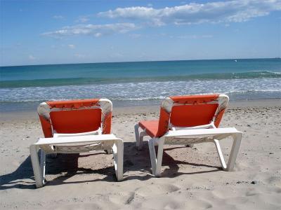 Strand Mietobjekt Appartement 92971 La Pineda