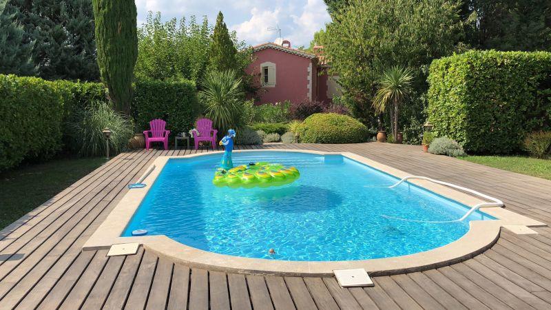 Schwimmbad Mietobjekt Villa 94234 Anduze