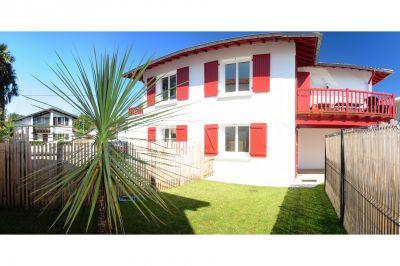 Garten Mietobjekt Appartement 97208 Biarritz