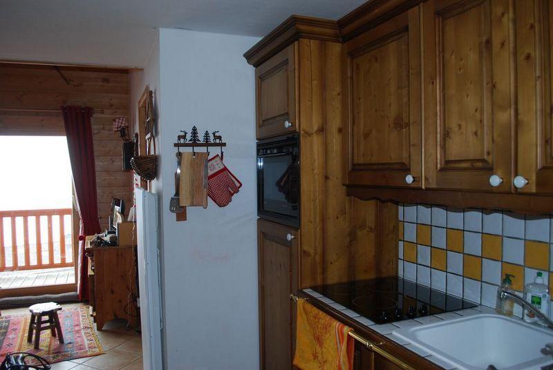 offene Küche Mietobjekt Appartement 101056 Les Arcs