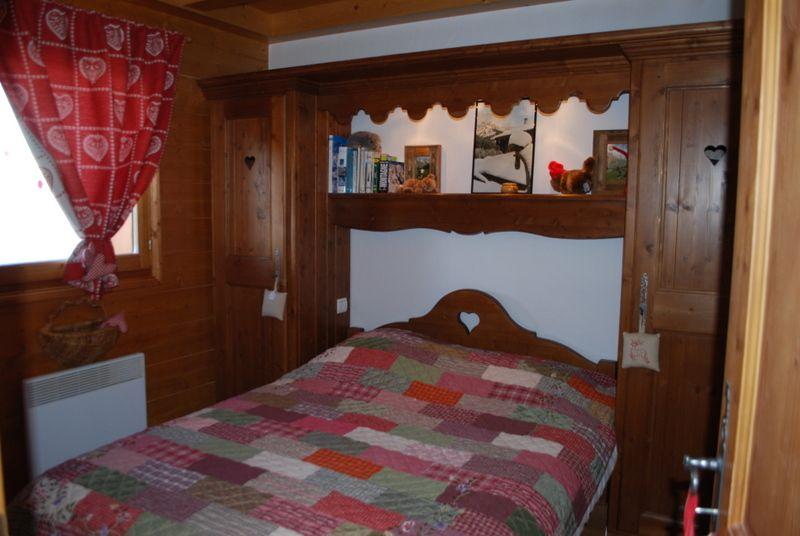 Schlafzimmer 1 Mietobjekt Appartement 101056 Les Arcs