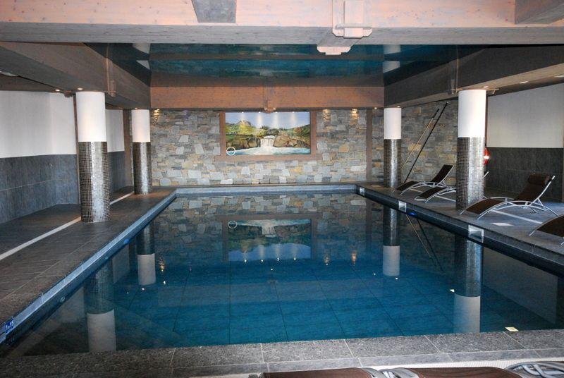 Schwimmbad Mietobjekt Appartement 101056 Les Arcs