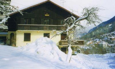 Mietobjekt Appartement 111843 Saint Gervais Mont-Blanc