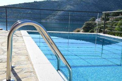 Schwimmbad Mietobjekt Haus 112566 Trogir