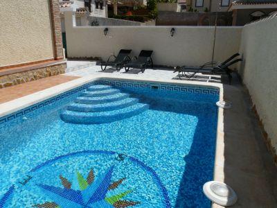 Schwimmbad Mietobjekt Haus 112965 Alicante
