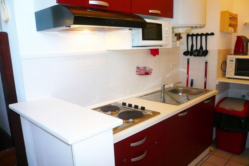 offene Küche Mietobjekt Appartement 72449 Honfleur