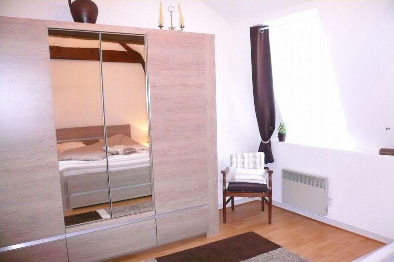 Schlafzimmer Mietobjekt Appartement 72449 Honfleur