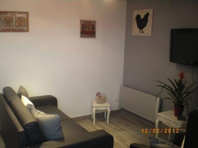 Mietobjekt Appartement 72449 Honfleur