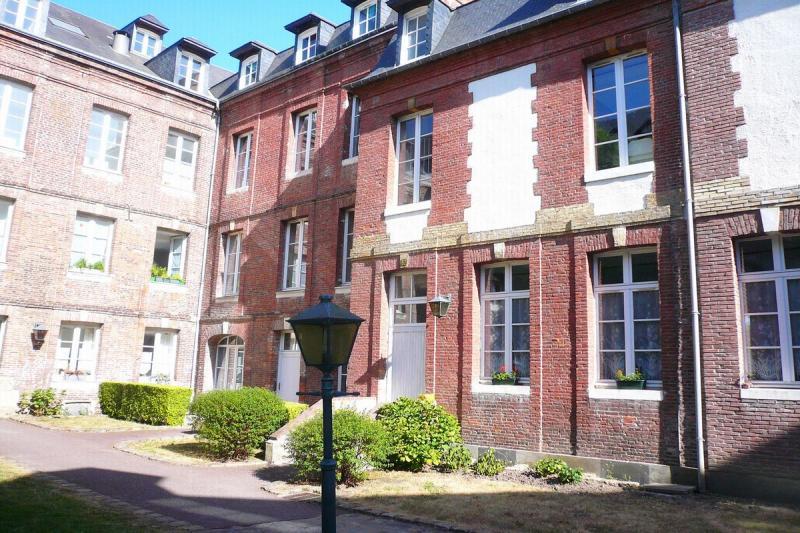 Ausblick aus der Ferienunterkunft Mietobjekt Appartement 72449 Honfleur