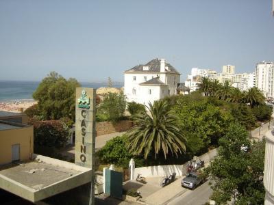 Ausblick vom Balkon Mietobjekt Appartement 73354 Praia da Rocha